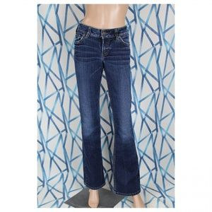 Silver Jeans 26×34 Blue Suki Dark Wash